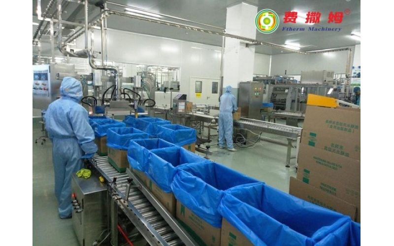 Margarine/Shortening Production Line